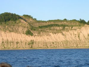 Empire Bluff dunes