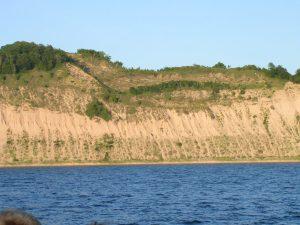 Empire Bluff dunes