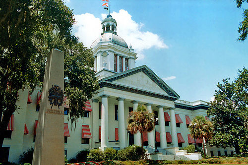 Capitol Building Tallahassee Tours