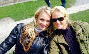 Jess and Brenda